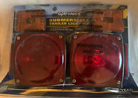 Submersible Trailer Lights OPTRONICS ~ W221-169940 Brake Tail & Side Markers