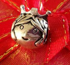 Charm Princess Bead Charm Fits European Charm Bracelets birthday  CH56
