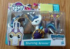 MY LITTLE PONY Guardians Harmony Shining Armor Unicorn Toy Figure Girls NEW NIB