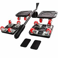 New listing Furniture Lifters for Heavy Furniture with Wheel Dollies Set of 4, Furniture Mov