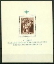 CROATIA - CROAZIA - BF - 1945 - Pro postelegrafonici
