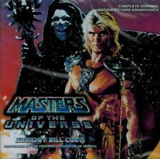 Masters Of The Universe - OST La-LaLand [1987/2008] | Bill Conti | 2-CD-Set NEU