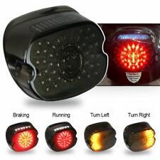 LED Turn Signal Brake Light Tail Light for Harley Tour Road King glide Dyna FXR
