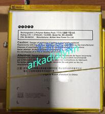 4750mAh Original McNair Battery MC-28A8B8 58-000161