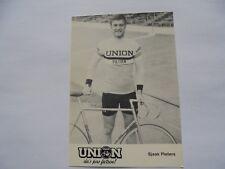 wielerkaart 1979 team union fietsen  sjaak pieters