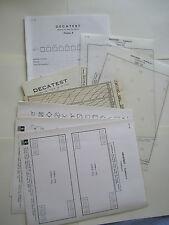 DECATEST. BATERÍA DE TEST DE OFICIOS.