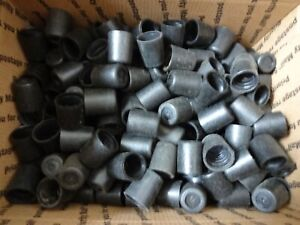 Bulk Lot Rod Building Wrapping Vintage Butt caps Plastic smaller