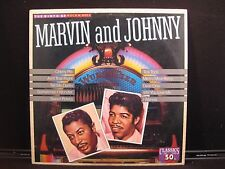 Marvin and Johnny Cherry Pie Legendary Blue Label Kent Records KLP 2025