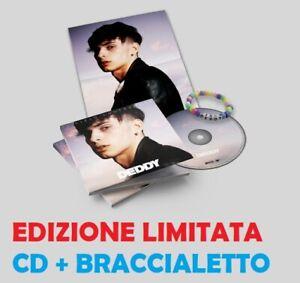 DEDDY - Il Cielo Contromano CD + BRACCIALETTO Edizione Limitata NUOVO SIGILLATO