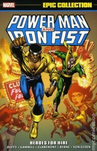 Power Man Iron Fist Heroes for Hire TPB Epic Collection 1st Edition #1 VF 2015