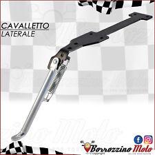 CAVALLETTO LATERALE CROMATO COMPLETO PER PIAGGIO VESPA PX 125 150 200
