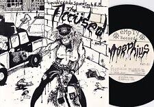 Accused ORIG US 3 TRK EP Morphius EX '89 Empty MT81 + Insert Hardcore Punk