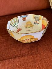 More details for rococo balloon decorated bowl