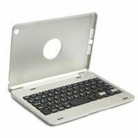 Eoso Ultra Slim Portable Wireless Bluetooth Clamshell Keyboard Folio Case for 7.