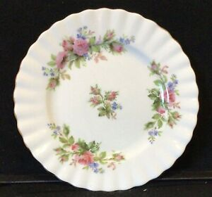 vintage Royal Albert  side plate  MOSS ROSE