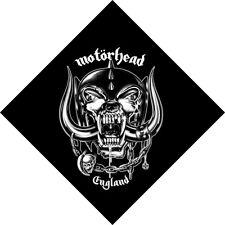 Motorhead England Large Snaggletooth War-Pig Rock Band Bandana Head Kerchief