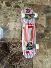Stevie Williams DGK 17 Dirty Ghetto Kids Tech Deck fingerboard skateboard