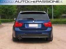 Paraurti posteriore BMW Serie 3 3/5 porte ABS  E91 05>11 M-Teck Touring SW m
