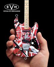 Mini Guitar Evh Collectible Eddie Van Halen Frankenstrat Replica Frankenstein