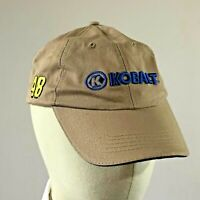 Kobalt Racing Team Lowes Hendricks Motorcross 48 Low Profile Strapback Hat Cap