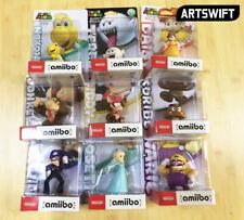 Nintendo Super Mario Part AMIIBO Rosalina Boo Figure NFC Toys PVC Region Free