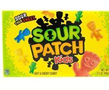 Sour Patch Kids 1 x 3.5oz Theatre Boxes American Import