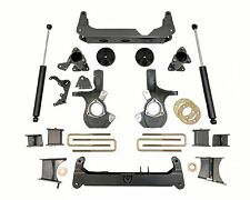 "Maxtrac 2014-up Chevy GMC Sierra Silverado 4x4 7""+5"" LIFT KIT"