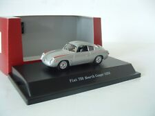 Starline 1/43 Fiat 750 Abarth Coupe 1956 Argento Silver 517430