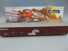 Athearn HO Scale 86 ft. High-Cube Conrail Wagon (Boxed)