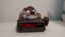 "Westclox Looney Tunes Tazmanian Devil ""Taz"" Digital Alarm Clock"