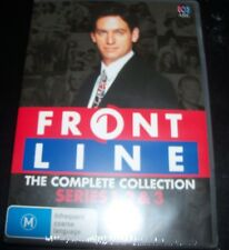 Front Line Frontline Complete Collection Series 1 2 3 One Two Three DVD - NEW