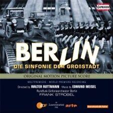 NEW - Berlin: Die Sinfonie Der Grossstadt by MEISEL,EDMUND