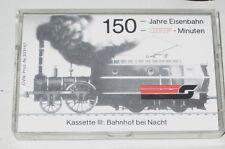 MC/150 JAHRE EISENBAHN 3/BAHNHOF BEI NACHT/HÖRBILD BERT BREIT/ORF/ÖBB