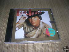 Tom Jones - Don't Let Our Dreams Die Young CD seaed NEW OOP RARE