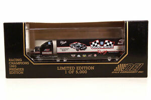 RACING CHAMPIONS ~ TRANSPORTER ~ DALE EARNHARDT ~ #3 GOODWRENCH ~ 1/87
