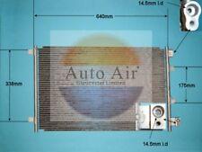 Condenser air conditioning 16-1342 1.6L For NISSAN QASHQAI