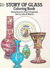Story of Glass Coloring Book (Colouring Books)