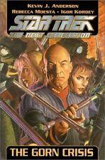 Star Trek the Next Generation: The Gorn Crisis Star Trek Next Generation