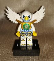 Genuine LEGO Legends of Chima Minifigure Equila Male White Bird Minifig 70004