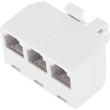 Phone Plug Adapter Triplex Adapter Ge – 76160