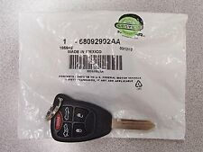 Genuine Sealed 2011-15 Chrysler Remote Head Key OHT692427AA 68092992 5 Buttons