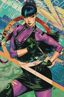 Batman 92 DC 2020 NM Stanley Lau Artgerm Variant Punchline Joker War
