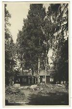 Sweden; Torsby, Hembygdsgarden RP PPC by Alga, Unposted, c 1930's