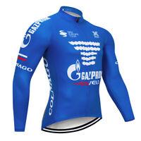 Men's Cycling Jerseys Outdoor Sports Riding Bike Shirt Women Long Sleeve Racing