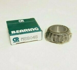 Chicago Rawhide Tapered Roller Bearing M88048 CR NOS SHIPS FREE