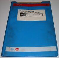 Werkstatthandbuch auf Microfich VW Golf 3 Typ 1H + Vento 5 Gang Getriebe 085!