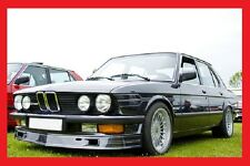 BMW E28  FRONT SKIRT / SPOILER / LIP - ALPINA look !! NEW !! NEW !! NEW !!