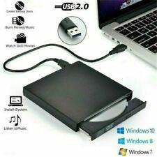NEWEST USB 3.0 High Speed External CD DVD Drive 4K 3D DVD Player Writer US Ship