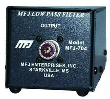 MFJ-704 Low pass filter, reduces TV interference