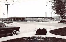 Real Photo Postcard North Ward School in McCook, Nebraska~130910